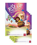 Rise Up With Jesus Publicity Posters (Pack of 5)