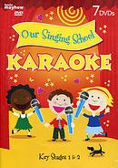 Our Singing School Karaoke - 7 DVD Set