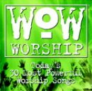 WoW Worship Songbook Green