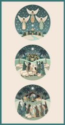 Follow the Star Christmas Cards - Pack of 10