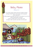 Baby Moses Poster