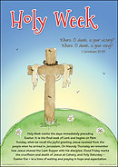 Festival Poster - Holy Week