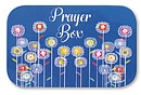 Pocket Tin Prayer Box with Memo Pad and Pencil