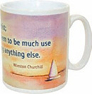 Miracle Mugs I Am An Optimist
