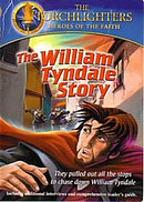 Torchlighters: The William Tyndale Story DVD