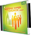 Best Worship Songs For The Church Ever : 3 Cd Box Set