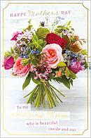 Mother's Day Single Card