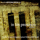 In His Presence - Piano