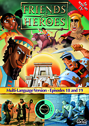 Friends and Heroes Episode 18-19