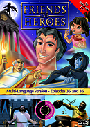 Friends and Heroes Episode 35-36