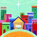 Bethlehem Charity Christmas Card Pack of 10