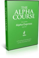 The Alpha Course DVD Set with Alpha Express