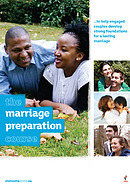 Marriage Preparation Course Poster A3