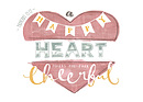 A Happy Heart Pack of 6 Notecards