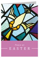 Peace at Easter Cards Pack of 5