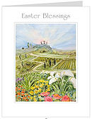 Easter Blessings Card - Pack of 5