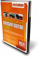Intermediate Worship Guitar Course Box Set