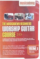 Beginner's Worship Guitar Course Vol 3 DVD