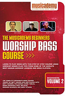 Beginners Worship Bass Course Vol 2 DVD