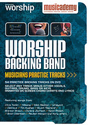 Worship Backing Band Musicians' Practice Tracks DVD