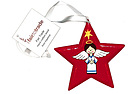 Star Decoration - Nativity Play / Angel