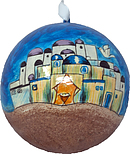 O Little Town Christmas Bauble