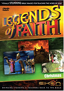 Legends of Faith Christmas DVD