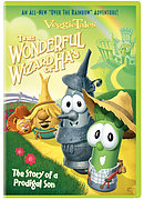 VeggieTales - The Wonderful Wizard of Ha DVD
