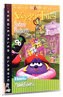 Madame Blueberry DVD