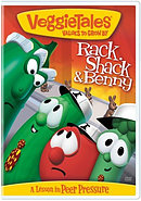 Rack, Shack, and Benny DVD