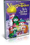 Toy That Saved Christmas DVD
