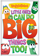 Little Ones Can Do Big Things Too DVD