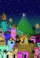 Tearfund Christmas Cards - Bethlehem Pack of 10