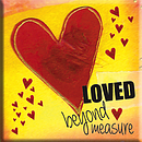 Loved Beyond Measure Magnet