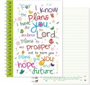 I Know the Plans A5 Notebook