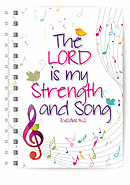 Strength & Song A5 Notebook
