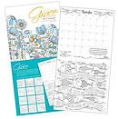 Images of Grace 2017 Calendar