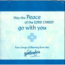May the Peace of the Lord Christ Go With You CD