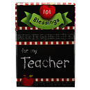 101 Blessings - Teacher
