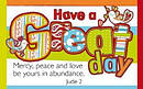 """Have a Great Day"" Pass-Around Cards"