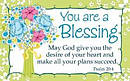 """You Are a Blessing"" Pass-Around Cards"