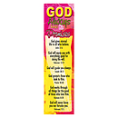 """God's Promises""  Bookmarks - Pack of 10"