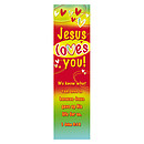 """Jesus Loves You"" Bookmarks (Pack of 10)"