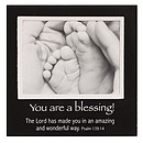 You Are A Blessing Magnetic Picture Frame