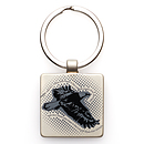 Eagle - Metal Keyring