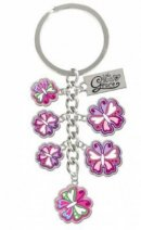 Butterfly - Charm Keyring