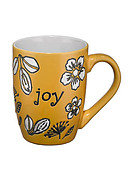 Joy Yellow Mug