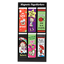 LaeDee Bug - Magnetic Bookmark - Pack of 6