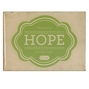 Hope Wood Magnet