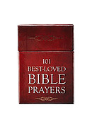 101 Best Loved Bible Prayers -  Box of Blessings